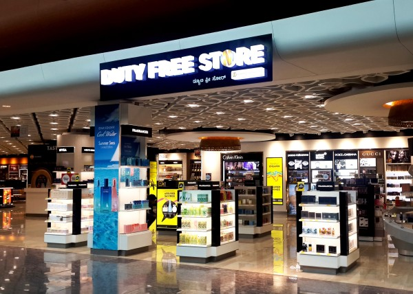 5076b8aa9 Duty Free Shops go online for booking orders
